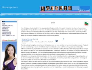 2012.velida.net screenshot