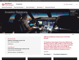 2012ar.utc.com screenshot
