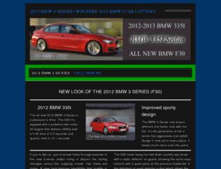 2012bmw3.com screenshot