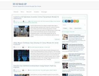 2012stockup.com screenshot