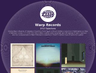 2013.warp.net screenshot