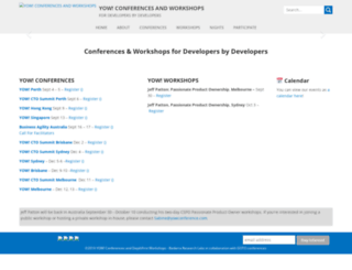 2014.yowconference.com.au screenshot