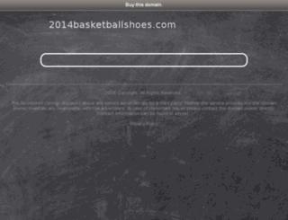 2014basketballshoes.com screenshot