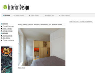 2014interiordesign.com screenshot