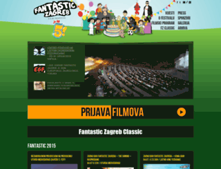 2015.fantastic-zagreb.com screenshot