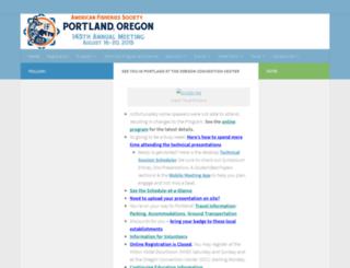 2015.fisheries.org screenshot