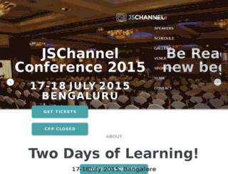 2015.jschannel.com screenshot