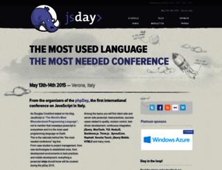 2015.jsday.it screenshot