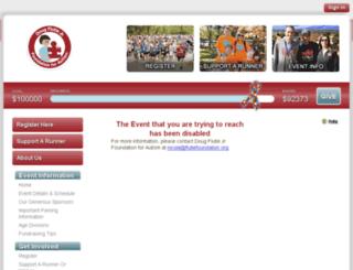 2015flutie5k.kintera.org screenshot