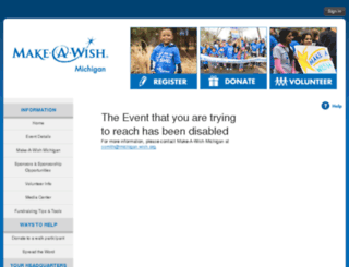 2015walkforwishes.kintera.org screenshot