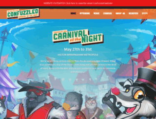 2016.confuzzled.org.uk screenshot