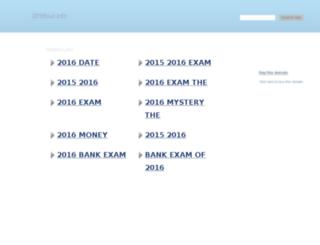 2016bux.info screenshot