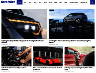 2016carsreviews.com screenshot