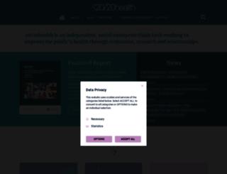 2020health.org screenshot