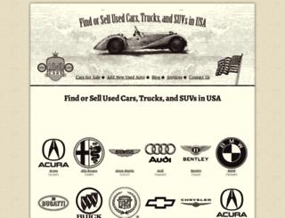 2040-cars.com screenshot