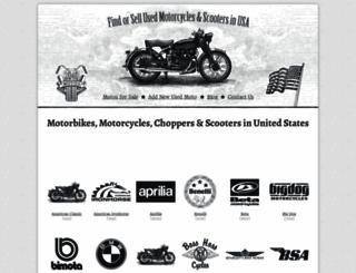 2040-motos.com screenshot