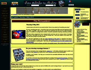20cents-video.com screenshot