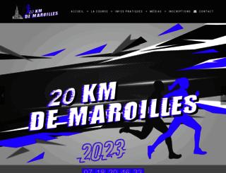 20km-maroilles.com screenshot