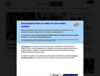 20minutes-blogs.fr screenshot