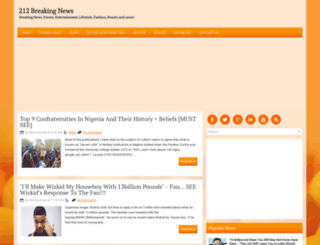 212breakingnews.blogspot.com screenshot