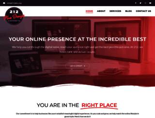 212plus.org screenshot