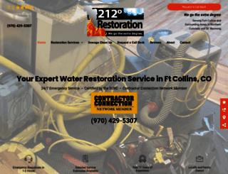 212restoration.com screenshot