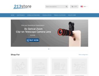 213store.com screenshot