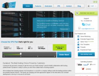 218.dynaboot.com screenshot