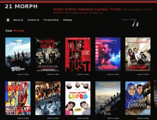21morphdash.blogspot.hk screenshot