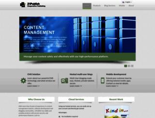 21publish.com screenshot