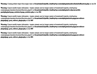 21stcenturyeminis.com.au screenshot