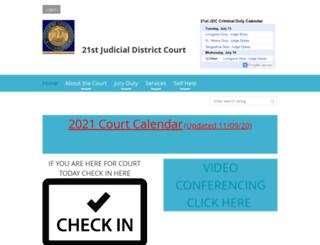 21stjudicialdistrictcourt.wildapricot.org screenshot