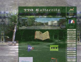 220collectifs.com screenshot