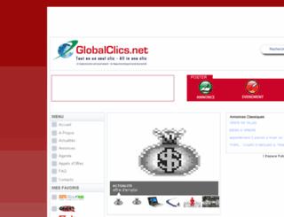 225clics.net screenshot