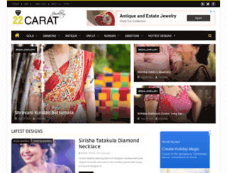 22caratjewellery.blogspot.com screenshot