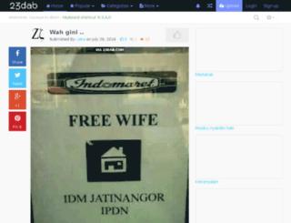 23dab.com screenshot
