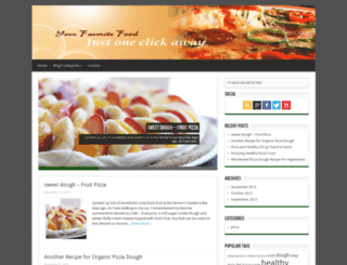 24-pizza-service.com screenshot