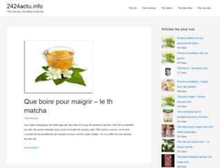 2424actu.info screenshot