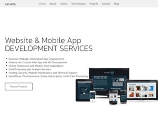247apps.mobi screenshot