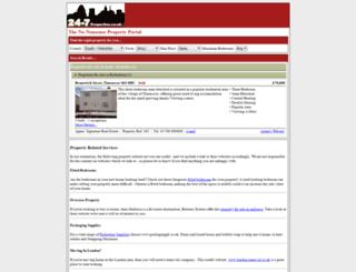 247properties.co.uk screenshot