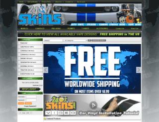 247skins.com screenshot
