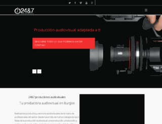 24and7.es screenshot