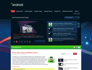 24android.com screenshot