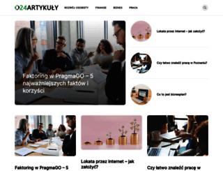 24artykuly.pl screenshot