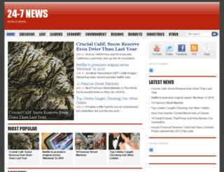 24breakingnews.com screenshot