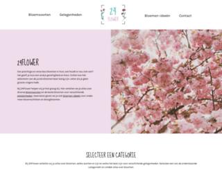 24flower.nl screenshot