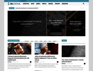 24gazeta.pl screenshot