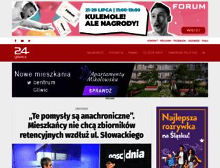 24gliwice.pl screenshot