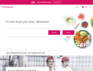 24hourfooddelivery.foodpanda.sg screenshot