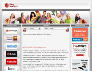 24hr-savings.com screenshot